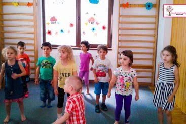 Dans si miscare – Gradinita Academia Copiilor Nirvana